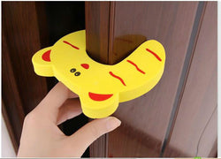 Fingers Protector - Door Stopper for Toddlers, Kids - 5 Pieces - Go Jingle Bells