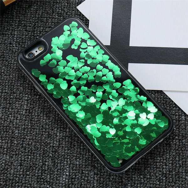 Glittery IPhone Cases - Go Jingle Bells