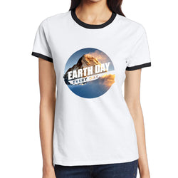 Earth Day Every Day - T Shirt - On Special Sale Now - Order 2, Get 1 Free - Go Jingle Bells