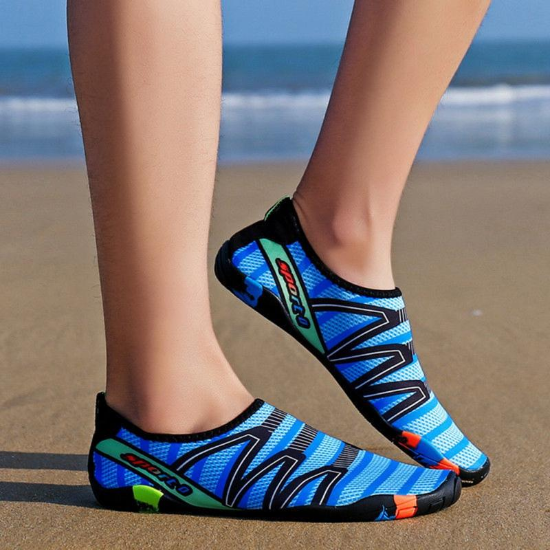 Light Weight Shoe for Men and Women for - Swimming - Yoga - Beach - Water Sports - + Free Shipping - Go Jingle Bells
