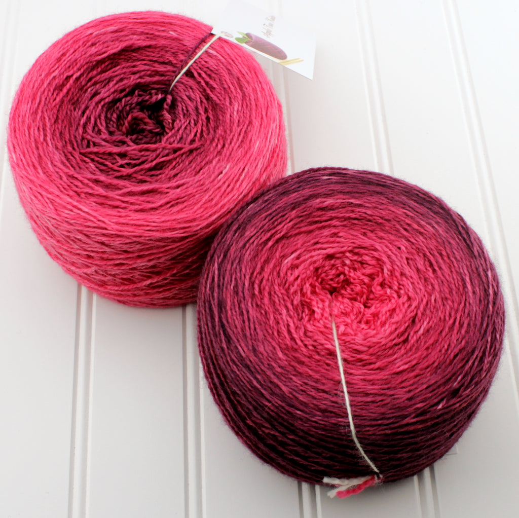 Copper Sock Gradients - XL (200 g)