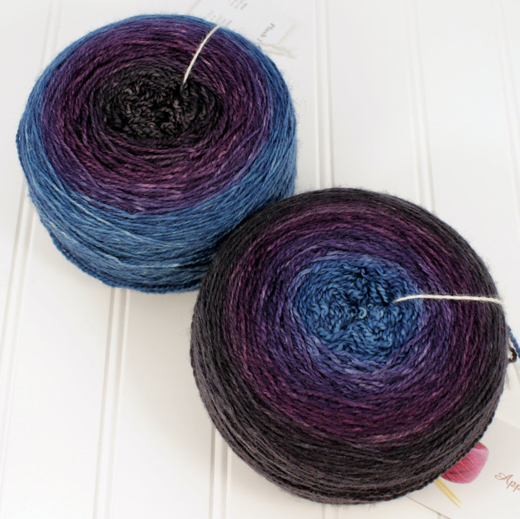 Copper Sock Gradients - Sock Sets (100 g)