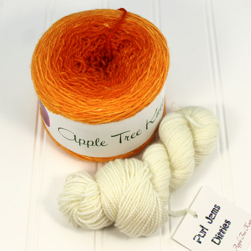 Citrus Delight Shawl Kits