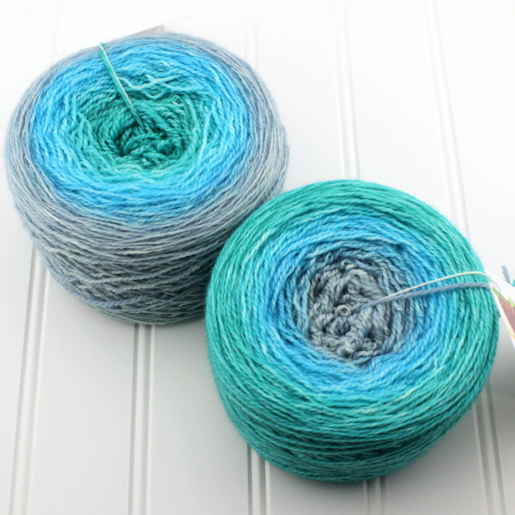 Silk Lace Gradients - XL (200 g)