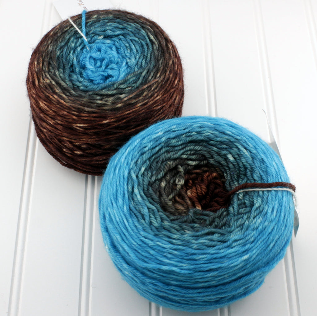 Plush Worsted Gradients - XL (8 oz)