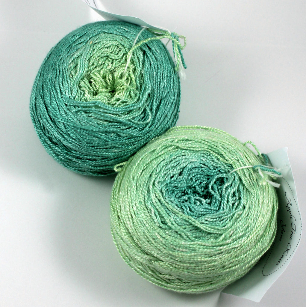Silk Fingering Gradients - Jumbo (150 g)