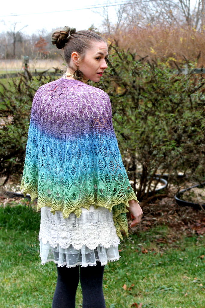 Showstopper Shawl - Kit