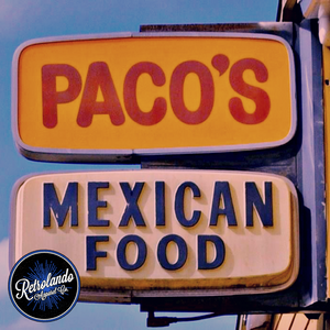 Paco's: Damn good Mexican food