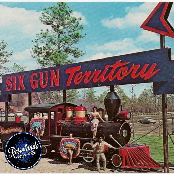 Six Gun Territory: The Westworld of Orlando
