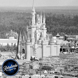 The Secret Plan to Build Walt Disney World