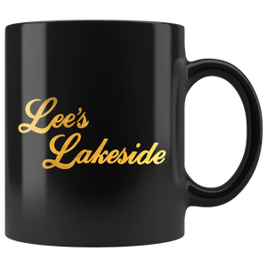 "The Lee's Lakeside ""Limited Edition"" Coffee Mug"