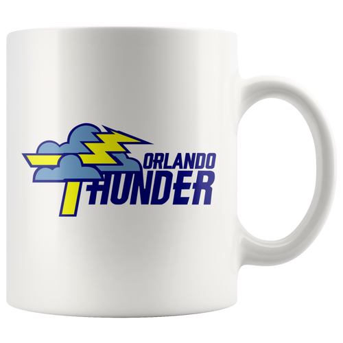 The Orlando Thunder Coffee Mug