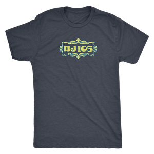 "The BJ105 ""BJW"" Men's Tri-blend Tee"