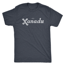 "The Xanadu ""Home of the Future"" Men's Tri-blend Tee"