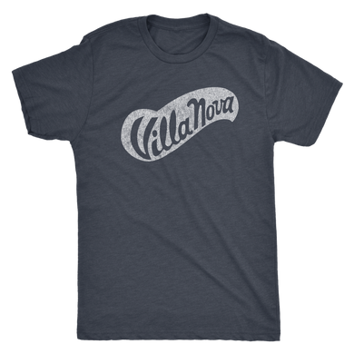 The Villa Nova Men's Tri-blend Tee