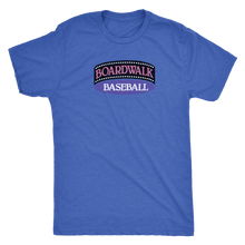 "The Boardwalk and Baseball ""Walk Off"" Men's Tri-blend Tee"
