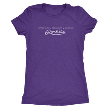 "The Ronnie's ""Pickle Bucket"" Women's Triblend Tee"