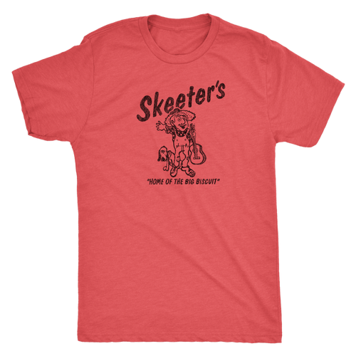 The Skeeter's Men's Tri-blend Tee