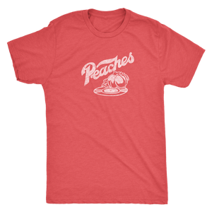 The Peaches Men's Tri-blend Tee