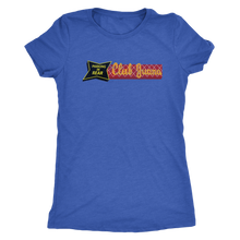 "The Club Juana ""Front Sign"" Women's Tri-blend Tee"