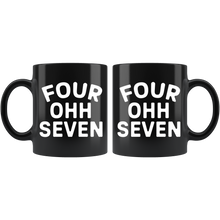 "The ""Four Ohh Seven"" Coffee Mug"