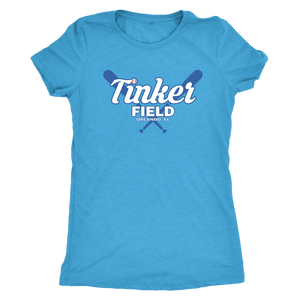 The Tinker Field Women's Tri-blend Tee
