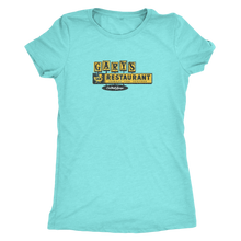 "The Gary's Duck Inn ""Jumbo Shrimp"" Women's Tri-blend Tee"