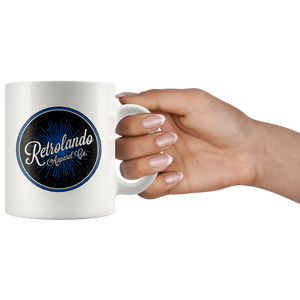 The Retrolando Coffee Mug