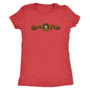 "The Commander Ragtimes ""Midway"" Women's Tri-blend Tee"