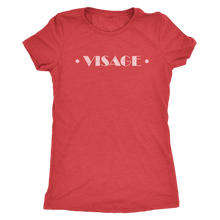 The VISAGE Women's Tri-blend Tee
