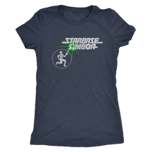 The Starbase Omega Women's Tri-blend Tee