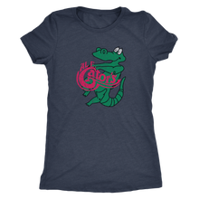 The Al E Gators Women's Tri-blend Tee