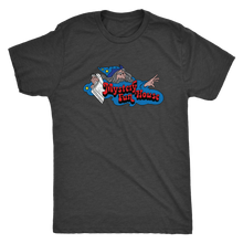 "The Mystery Fun House ""Old School Wizard"" Men's Tri-blend Tee"