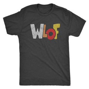 The WLOF Men's Tri-blend Tee
