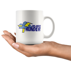 "The Orlando Thunder ""World League"" Coffee Mug"