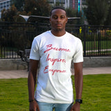 Men's Become. Inspire. Empower. T-Shirt