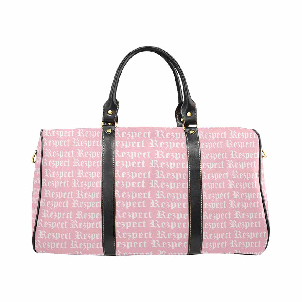 Pink Rezpect Purse