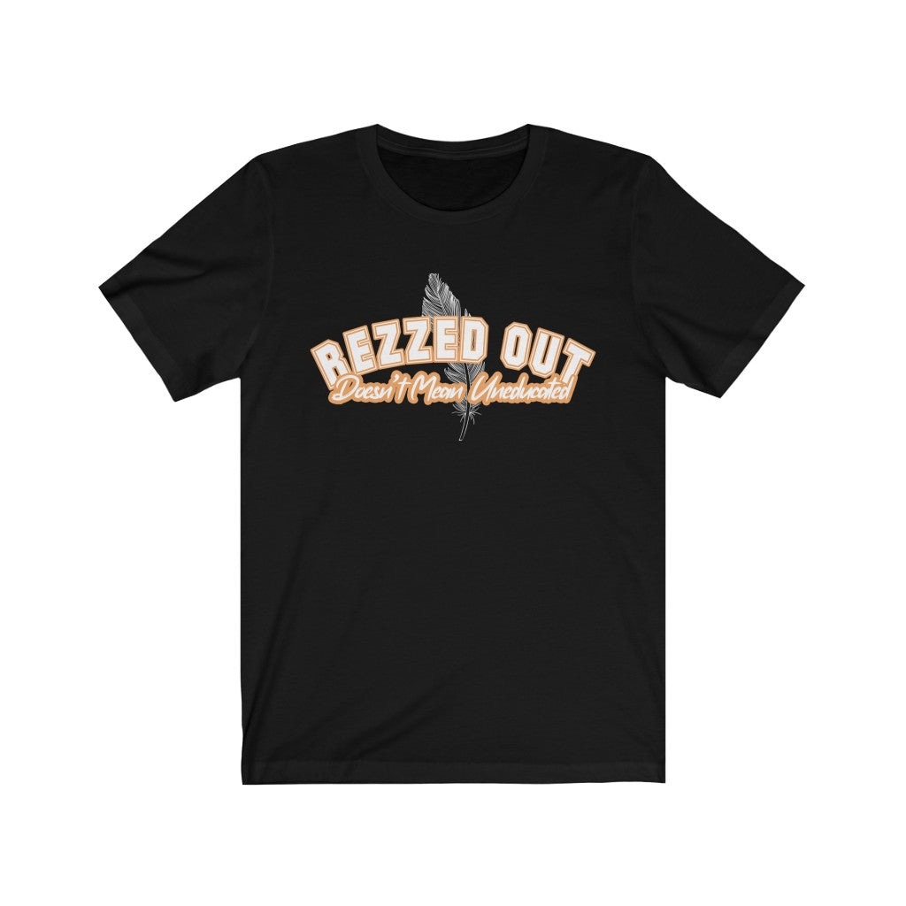 Rezzed Out T-Shirt (Black)