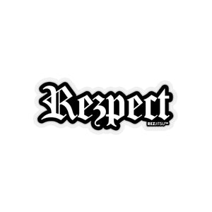 Rezpect Sticker
