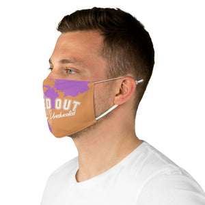Rezzed Out Fabric Face Mask