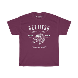 Rezjitsu Bound By Blood Heavy Cotton T-Shirt