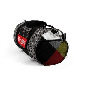 Rezjitsu Medicine Wheel Duffel Bag