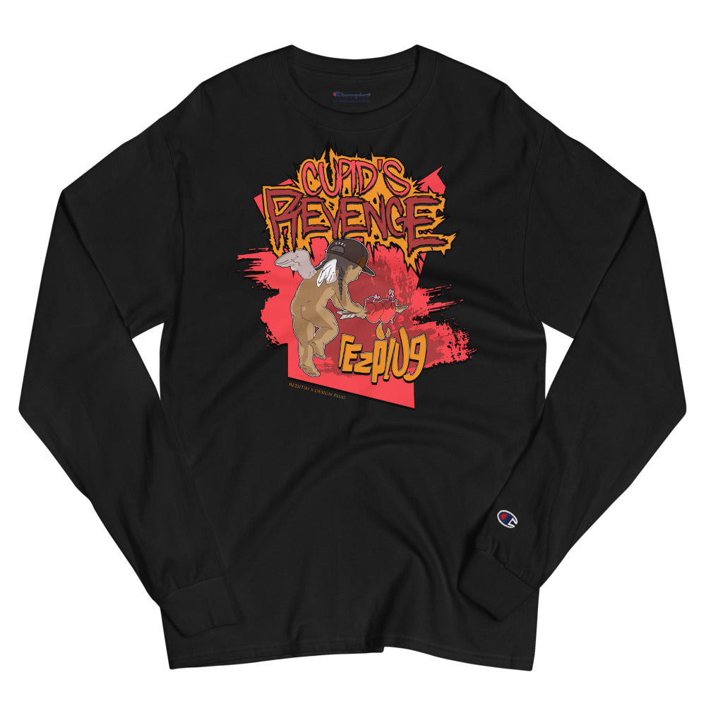 Cupid's Revenge Champion Long Sleeve Shirt