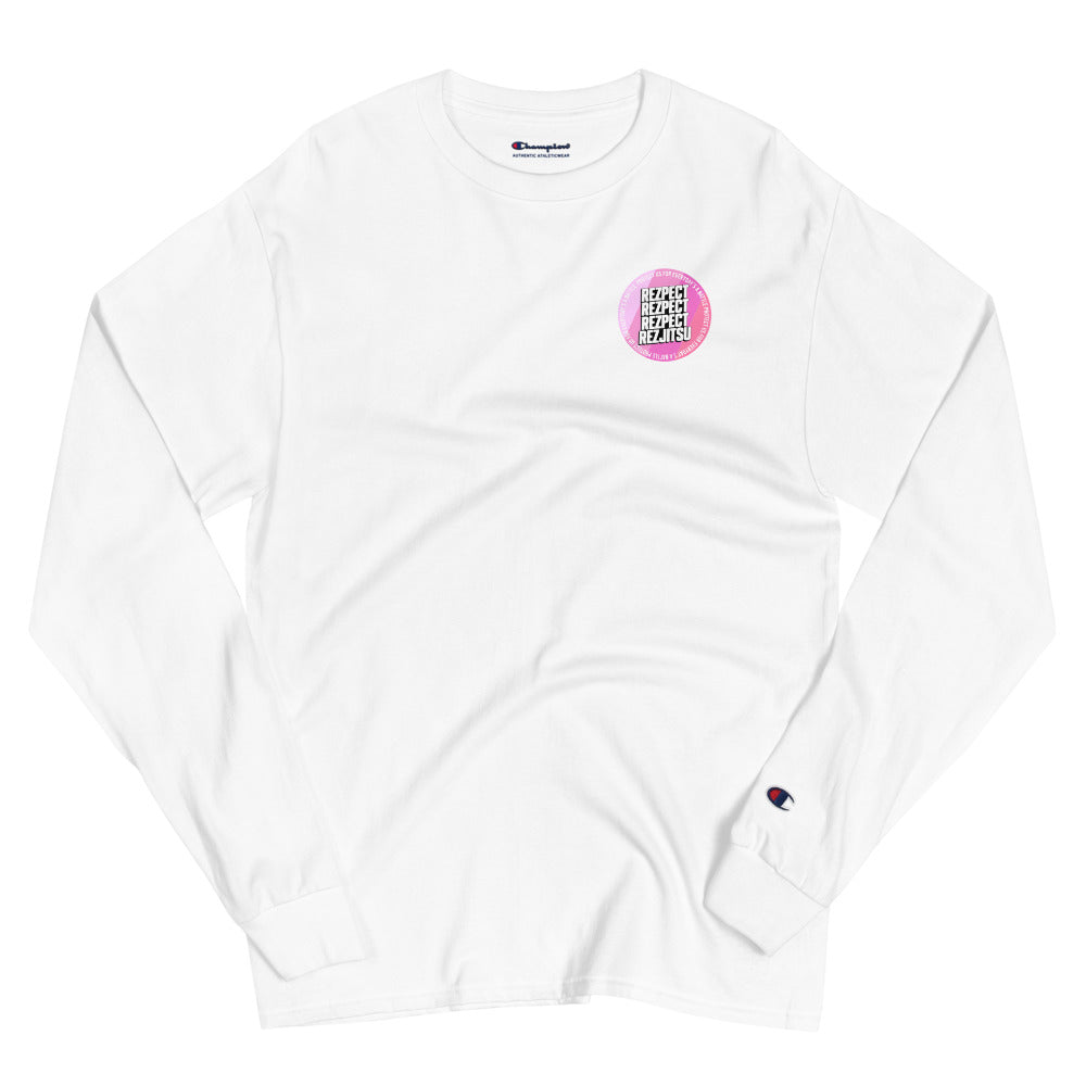 Protect Us Champion Long Sleeve T-Shirt
