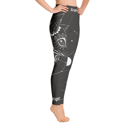 Star Wolf High Waist Leggings