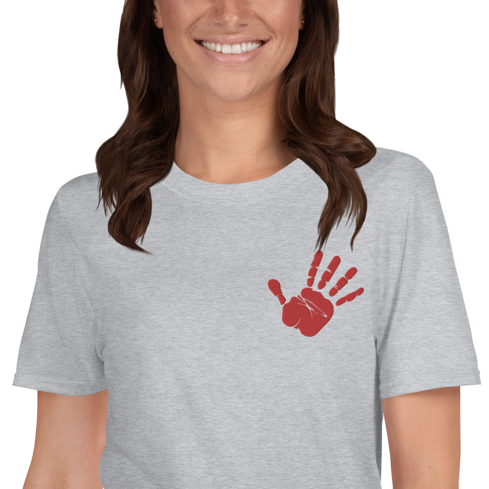 MMIWG EMBROIDERED UNISEX T-SHIRT
