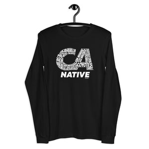 CA Native Long Sleeve Tee