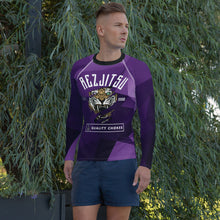 Rezjitsu Rash Guard - Purple