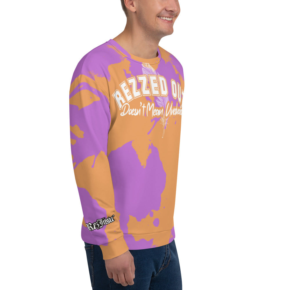 Rezzed Out Crewneck Sweater
