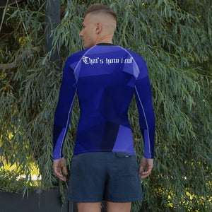 Rezjitsu Rash Guard - Blue